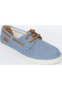 Dockside Riscas - Azul Escuro & Marrom Clarolacoste