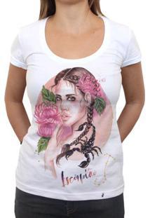 Escorpiana - Camiseta Clássica Feminina