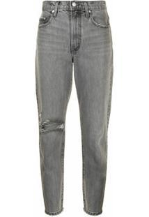 Nobody Denim Calça Jeans Bessette - Cinza