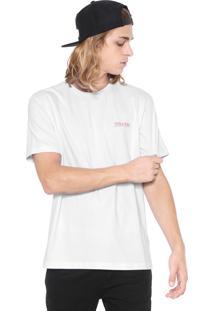 Camiseta Volcom Silk Imaginate Branca