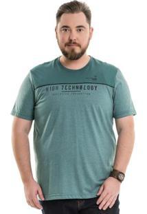 Camiseta Technology Verde Bgo