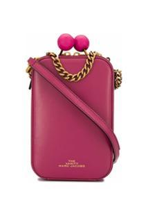 Marc Jacobs Bolsa The Vanity - Rosa