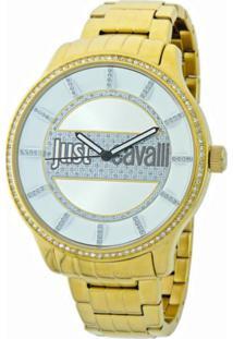 Relógio Just Cavalli Wj20395H Dourado