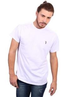Camiseta New York Polo Club Tagless - Masculino-Branco