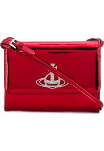 Vivienne Westwood Cross Body Bag - Vermelho