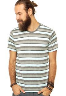 Camiseta Fiveblu Verde