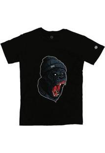 Camiseta Stoned King Kong Masculina - Masculino