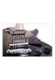 Painel Adesivo De Parede - Guitarra - 632Pnp