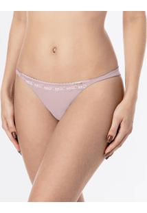 Calcinha Feminina Tanga Renda Love Secret