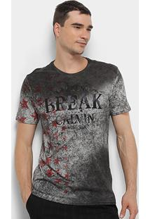 Camiseta Calvin Klein Weekend Break Masculina - Masculino