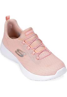 b39a9d2a9 ... Tênis Skechers Dynamight Feminino - Feminino-Rosa