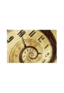 Painel Adesivo De Parede - Relógio - 240Pn-P