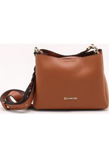 Bolsa Shoulder Bag Dark Camel - M