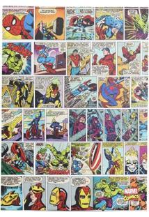 Quadro Canvas História Em Quadrinhos Comics Color