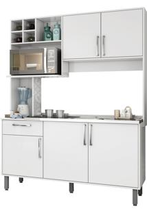 Cozinha Compacta Jaeli Luma, Branco