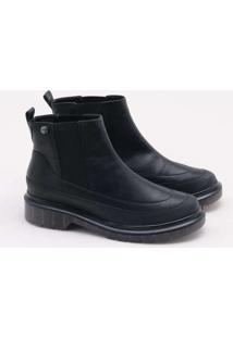 Ankle Boot Quiz Preto