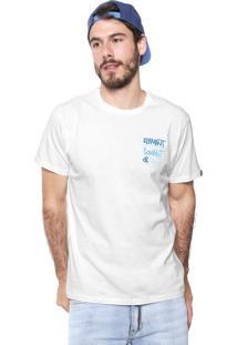 Camiseta Element Commit Icon Branca