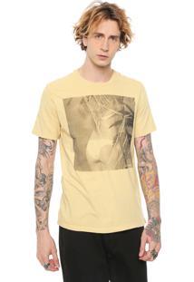 Camiseta John John Bikini Girl Amarela