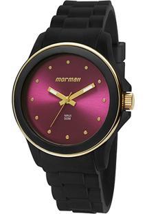 Relógio Analógico Mormaii Mo2035Fq-8T Feminino - Feminino