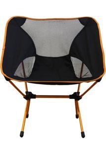 Cadeira Karibu Até 100Kg Azteq 742650 Preto