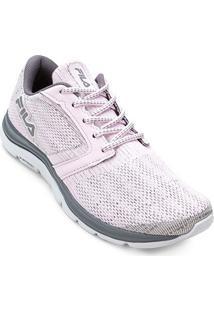 10ccdfe3c5 R$ 199,90. Netshoes Calçado Tênis Running Feminino Fila ...