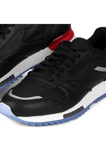 Tênis Reebok Cl Leather Ripple Low Masculino - Masculino
