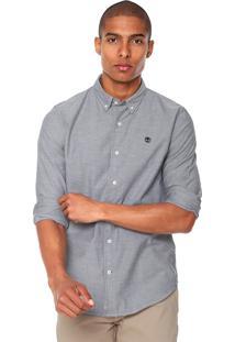 Camisa Timberland Rattle Azul