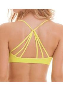 Top Costas Strappy Neon Trifil (C03189/3189)