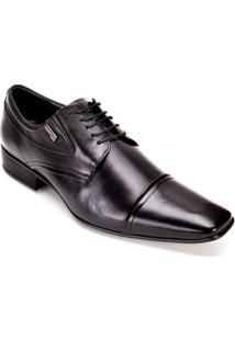 Sapato Jota Pe 40101 - Masculino-Preto