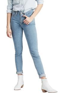 Calça Jeans Levis 721 High Rise Skinny - 28X32