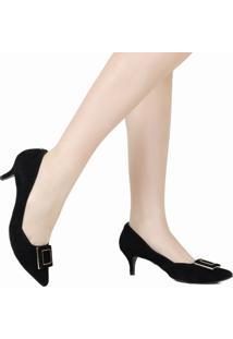 Sapato Scarpin Jorge Bischoff Bico Fino
