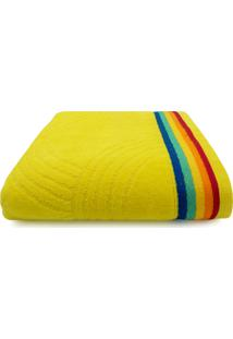 Toalha De Praia Beach - Appel - Rainbow - Amarelo