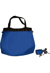 Bolsa Sacola De Compras Sea To Summit Ultrasil Shopping Bag 25L Azul