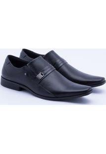 Sapato Social Ferracini Liverpool Preto Masculino 40