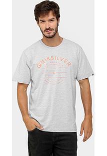 Camiseta Quiksilver Básica Simplistic - Masculino