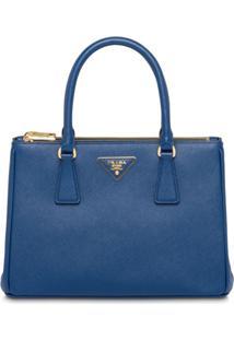Prada Galleria Handbag - Azul