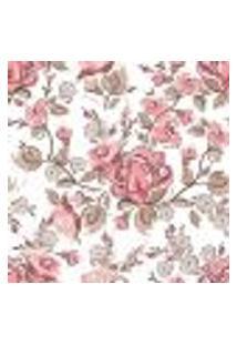 Papel De Parede Autocolante Rolo 0,58 X 5M - Floral 688