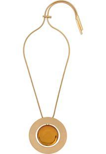 Marni Colar Arredondado - Dourado