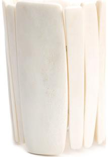Monies Bracelete - Branco