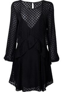 Vestido Taylor (Black, 34)