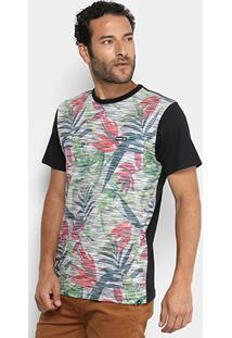 Camiseta Hurley Especial Tropic Masculina - Masculino