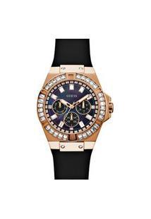 Relógio Feminino Analógico Preto Guess – Gw0118L2 Preto
