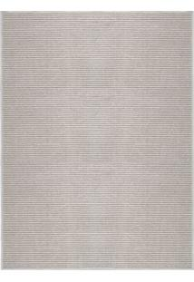 Tapete Chevron- Cinza Claro & Off White- 400X300Cm