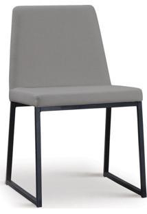 Cadeira De Jantar Yanka Cinza