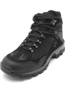 Bota Timberland York Boot Preta