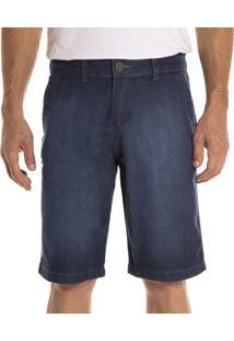 Bermuda Jeans Sam California Prime Azul Marinho