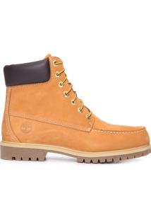 Bota Masculina 6'' In Premium Boot Wheat - Marrom
