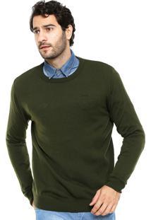 Suéter Sommer Liso Verde