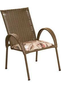 Cadeira Giovana I Marrom