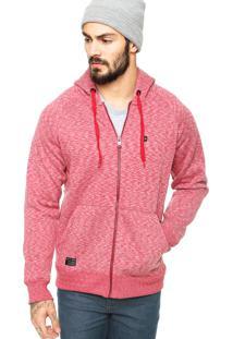 Jaqueta Oakley Interference Pullover Vermelha